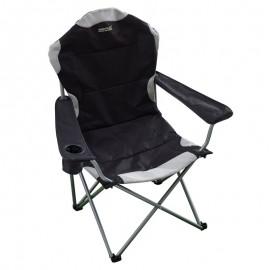 Silla camping Regatta Kruza Chair negro