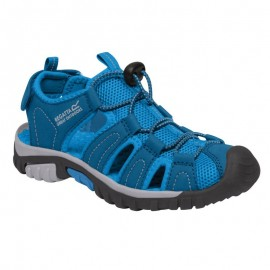 Sandalias montaña Regatta Westshore azul junior