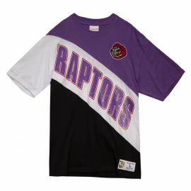 Camiseta Mitchell&Ness Play By Play Raptors morado negro