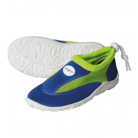 Escarpines Aqualung Cancun azul/verde Junior