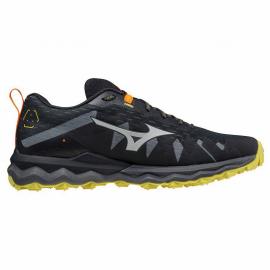 Zapatillas trail Mizuno Wave Daichi 6 negro antracita hombre