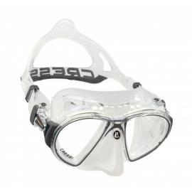 Gafas buceo Cressi Zeus transparente negro unisex