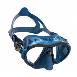 Gafas buceo Cressi Zeus azul unisex