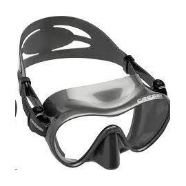 Gafas buceo Cressi F1 antracita unisex