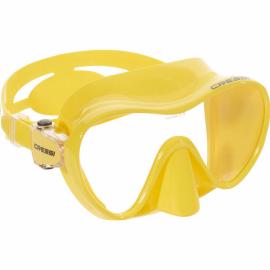 Gafas buceo Cressi F1 amarillo unisex