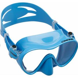 Gafas buceo Cressi F1 azul junior