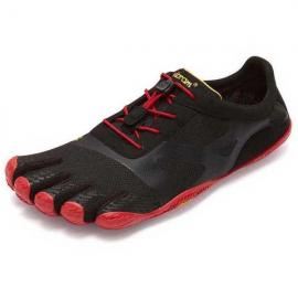 Zapatillas Vibran FiveFingers KSO EVO negro rojo hombre