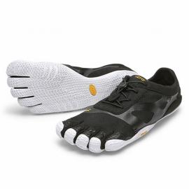 Zapatillas Vibran FiveFingers KSO EVO negro blanco hombre