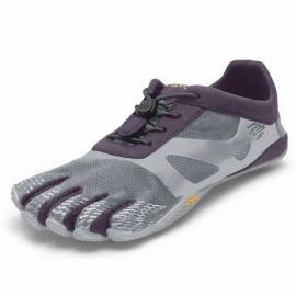 Zapatillas Vibran FiveFingers KSO EVO gris morado mujer