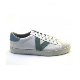 Zapatillas Victoria 1126142 beige verde mujer
