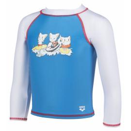 Camiseta manga larga Arena UV  Friends Kids azul