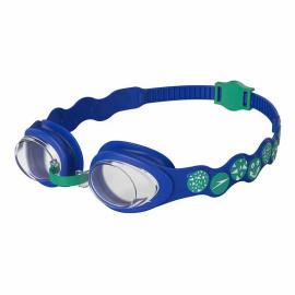 Gafas natación Speedo Spot Goggle azul verde infantil