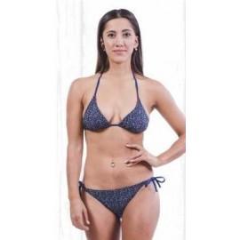 Bikini Totsol Cortina Estampado leopardo mujer