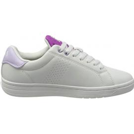 Zapatillas Fila Crosscourt 2 NT blanco lila fucsia mujer
