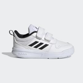 Zapatillas adidas Tensaur I blanco/negro bebé
