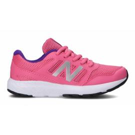 Zapatillas New Balance YK570CRB rosa junior