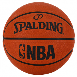 Balón baloncesto Spalding NBA naranja talla 7