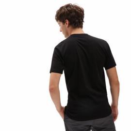 Camiseta Vans Classic negro blanco hombre