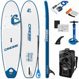 "Tabla Paddle Surf Cressi Isup Element 10,2"" blanco"