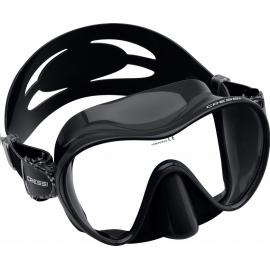 Gafas buceo Cressi F1 negro junior