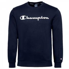 Sudadera Champion Cuello Redondo 214744 marino hombre