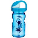 Botella Nalgene OTF Kids 350ml azul maritimo