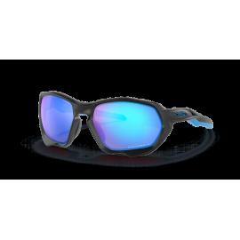 Gafas Oakley Plazma negro mate prizm sapphire polarizada