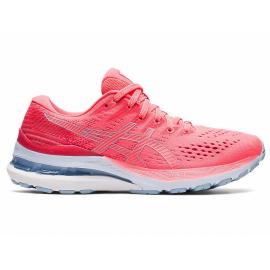 Zapatillas running Asics Gel-Kayano 28 coral mujer