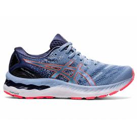Zapatillas running Asics Gel-Nimbus 23 azul coral mujer