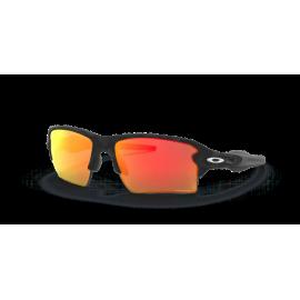 Gafas Oakley Flak 2.0 Xl mate negro lentes prizm ruby
