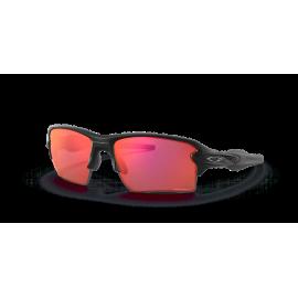 Gafas Oakley Flak 2.0 Xl mate negro lentes prizm trail torch