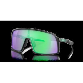 Gafas Oakley Sutro negro mate lente prizm road jade