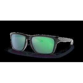 Gafas Oakley Sylas negro  lentes prizm jade