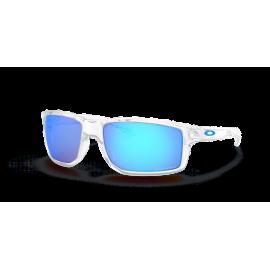 Gafas Oakley Gibston transparente lentes prizm sapphire