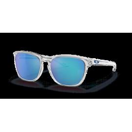 Gafas Oakley Manorburn transparente lentes prizm sapphire