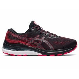 Zapatillas running Asics Gel-Kayano 28 negro rojo hombre