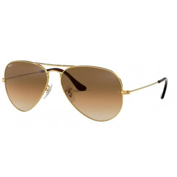 Gafas Ray-Ban Aviator large  Rb3025 001/51 58