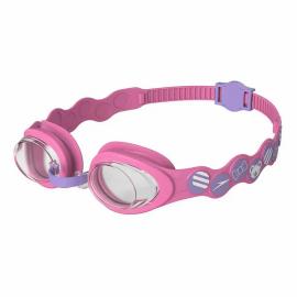 Gafas natación Speedo Spot Goggle rosa lila infantil