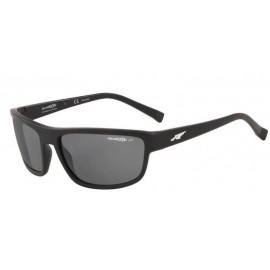 Gafas Arnette Borrow An4259 01/81 negro mate polarizada gris
