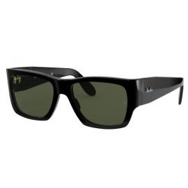Gafas Ray-Ban Wayfarer Nomad negro Rb2187 901/31 54