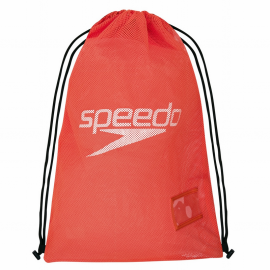 Bolsa natación Speedo Equip Mesh rojo