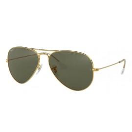 Gafas Ray-Ban Aviator large dorado Rb3025 001/58 55