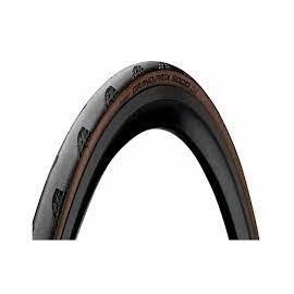 Cubierta Continental Grand Prix 5000 700 x 25 negro-marron