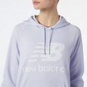 Sudadera New Balance malva mujer