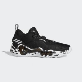 Zapatillas adidas Donovan Mitchell D.O.N Issue 3 negro