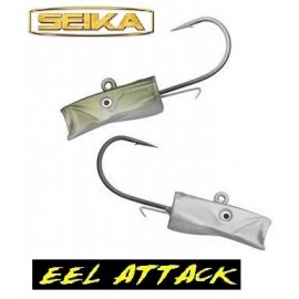 Eel Attack JIG HEAD 15gr. c.02