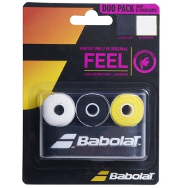 Pack Babolat Grip Syntec...