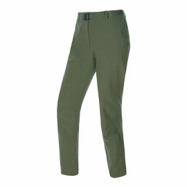 Pantalon largo montaña Trango Dorset gris mujer