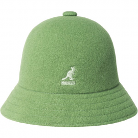Sombrero Kangol Wool Casual verde