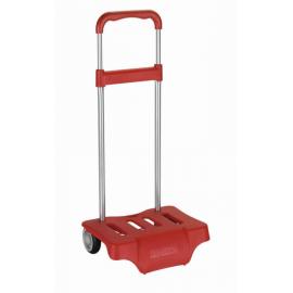 Carro Portamochilas 186C rojo